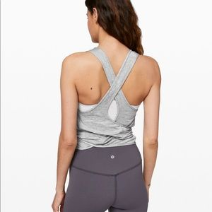 💐 NWOT Lululemon Turn to Tie Tank Sz 6